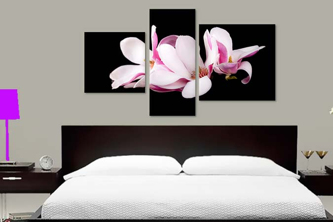 Tablouri decorative magnolia 10814
